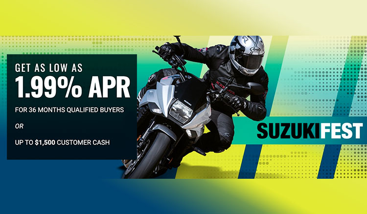 SuzukiFest at Brenny's Motorcycle Clinic, Bettendorf, IA 52722