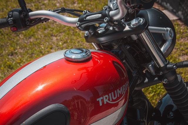 2018 Triumph Street Scrambler Base at Tampa Triumph, Tampa, FL 33614