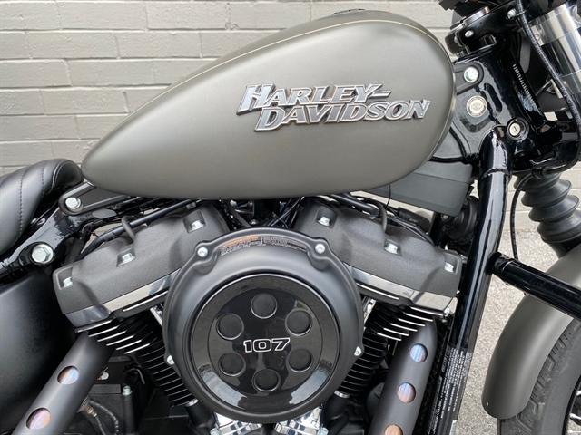 2019 Harley-Davidson Softail Street Bob at cannonball harley-davidson