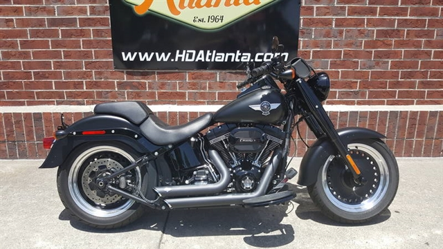 2016 Harley-Davidson S-Series Fat Boy at Harley-Davidson® of Atlanta, Lithia Springs, GA 30122