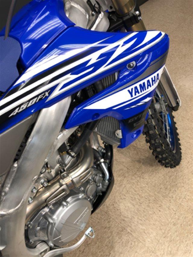 2019 Yamaha YZ 450FX at Sloan's Motorcycle, Murfreesboro, TN, 37129