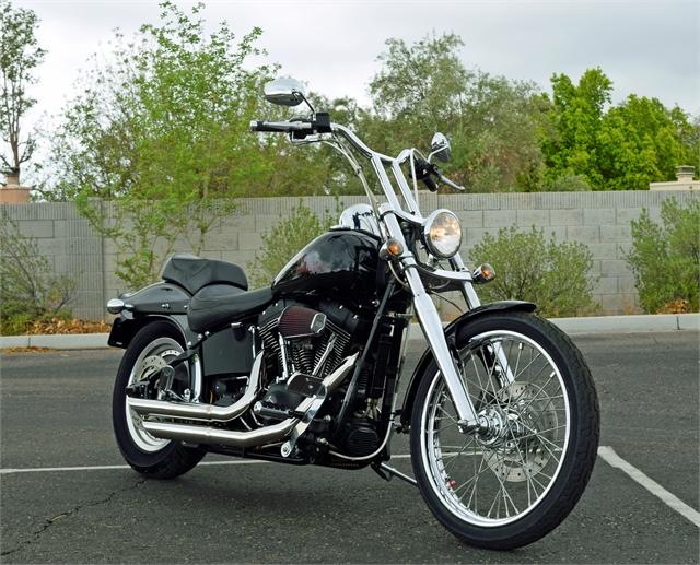 2002 Harley-Davidson FXSTB at Buddy Stubbs Arizona Harley-Davidson