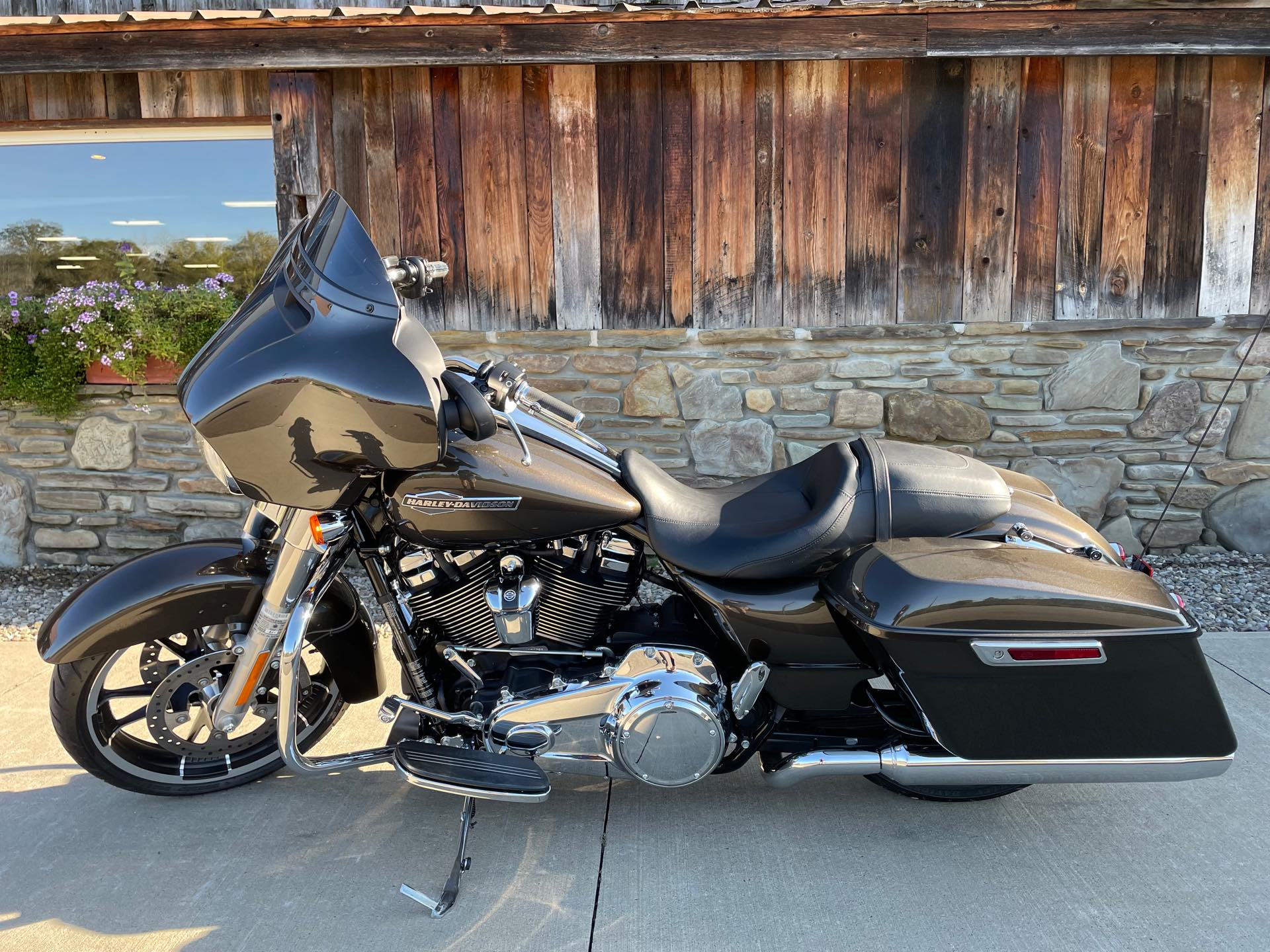 2021 Harley-Davidson Grand American Touring Street Glide at Arkport Cycles