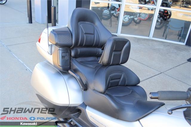 2016 Honda Gold Wing Audio Comfort at Shawnee Honda Polaris Kawasaki