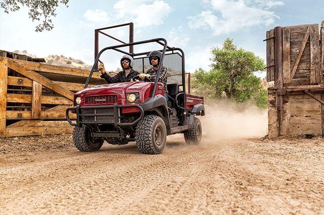 2020 Kawasaki Mule 4010 4x4 at ATVs and More