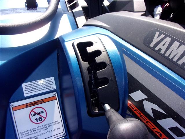 2019 Yamaha Kodiak 450 EPS SE at Bobby J's Yamaha, Albuquerque, NM 87110