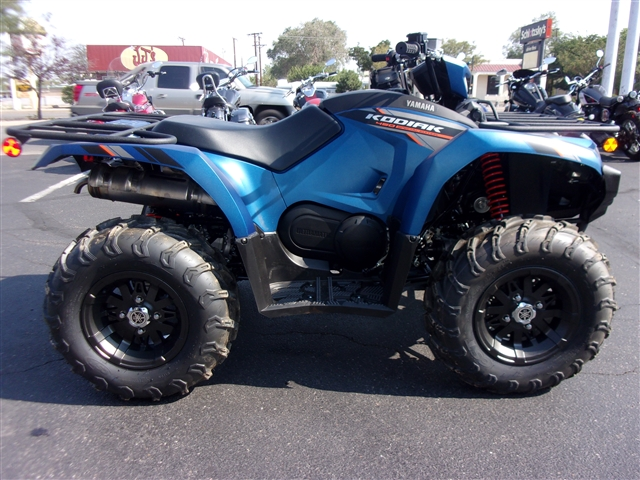 2019 Yamaha Kodiak 450 EPS SE at Bobby J's Yamaha, Albuquerque, NM 87110
