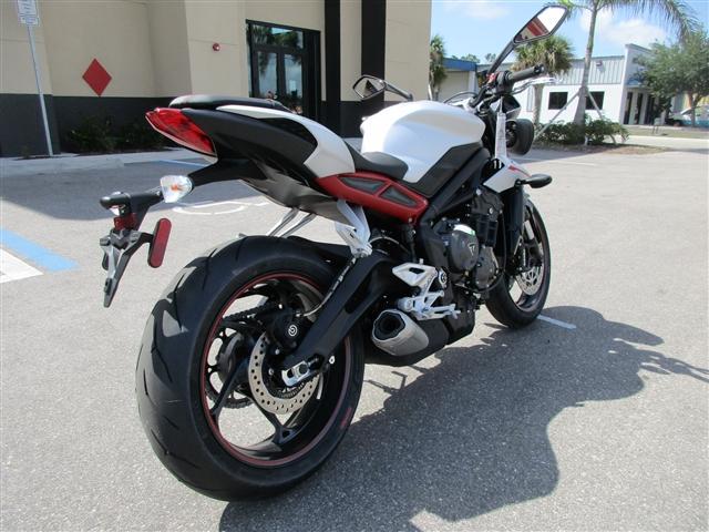 2019 Triumph Street Triple R at Stu's Motorcycles, Fort Myers, FL 33912