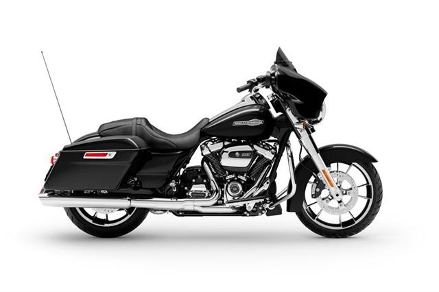 2021 Harley-Davidson Grand American Touring Street Glide at South East Harley-Davidson