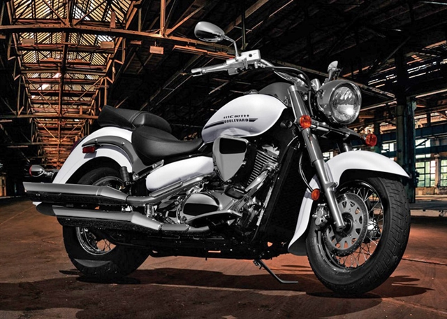 2017 Suzuki Boulevard C50 at Pete's Cycle Co., Severna Park, MD 21146