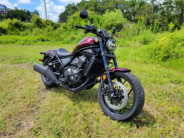 2021 Honda Rebel 1100 Base at Powersports St. Augustine