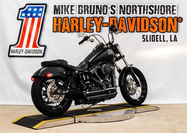 2016 Harley-Davidson Dyna Street Bob at Mike Bruno's Northshore Harley-Davidson