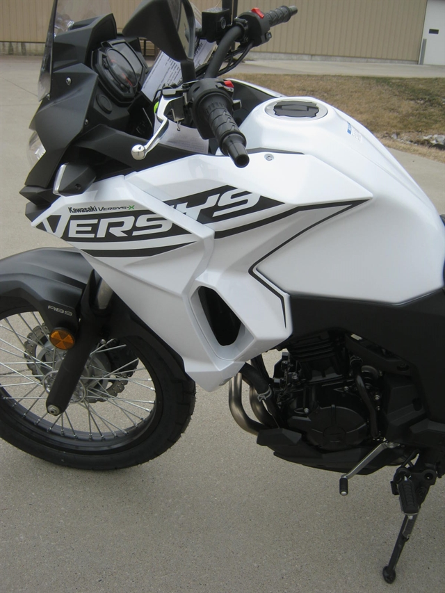 2020 Kawasaki Versys-X ABS 300 ABS at Brenny's Motorcycle Clinic, Bettendorf, IA 52722