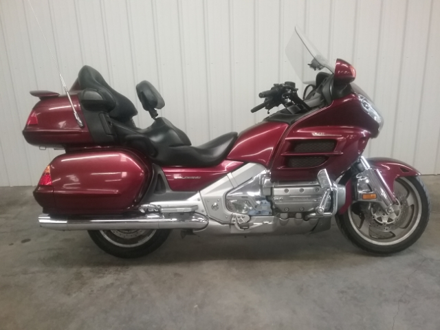 2005 Honda Gold Wing Base at Thornton's Motorcycle - Versailles, IN