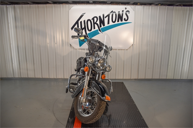 2014 Harley-Davidson Softail Heritage Softail Classic at Thornton's Motorcycle - Versailles, IN