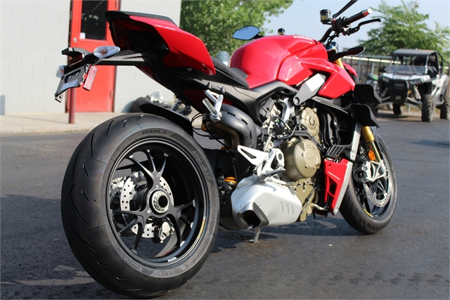 2022 DUCATI Street Fighter V4 S at Aces Motorcycles - Fort Collins