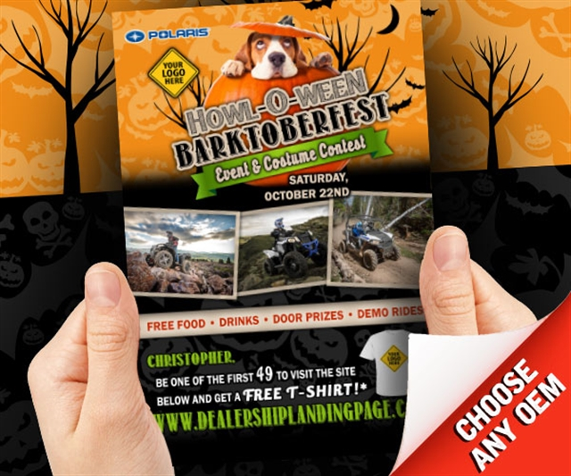 Howl-o-Ween Powersports at PSM Marketing - Peachtree City, GA 30269