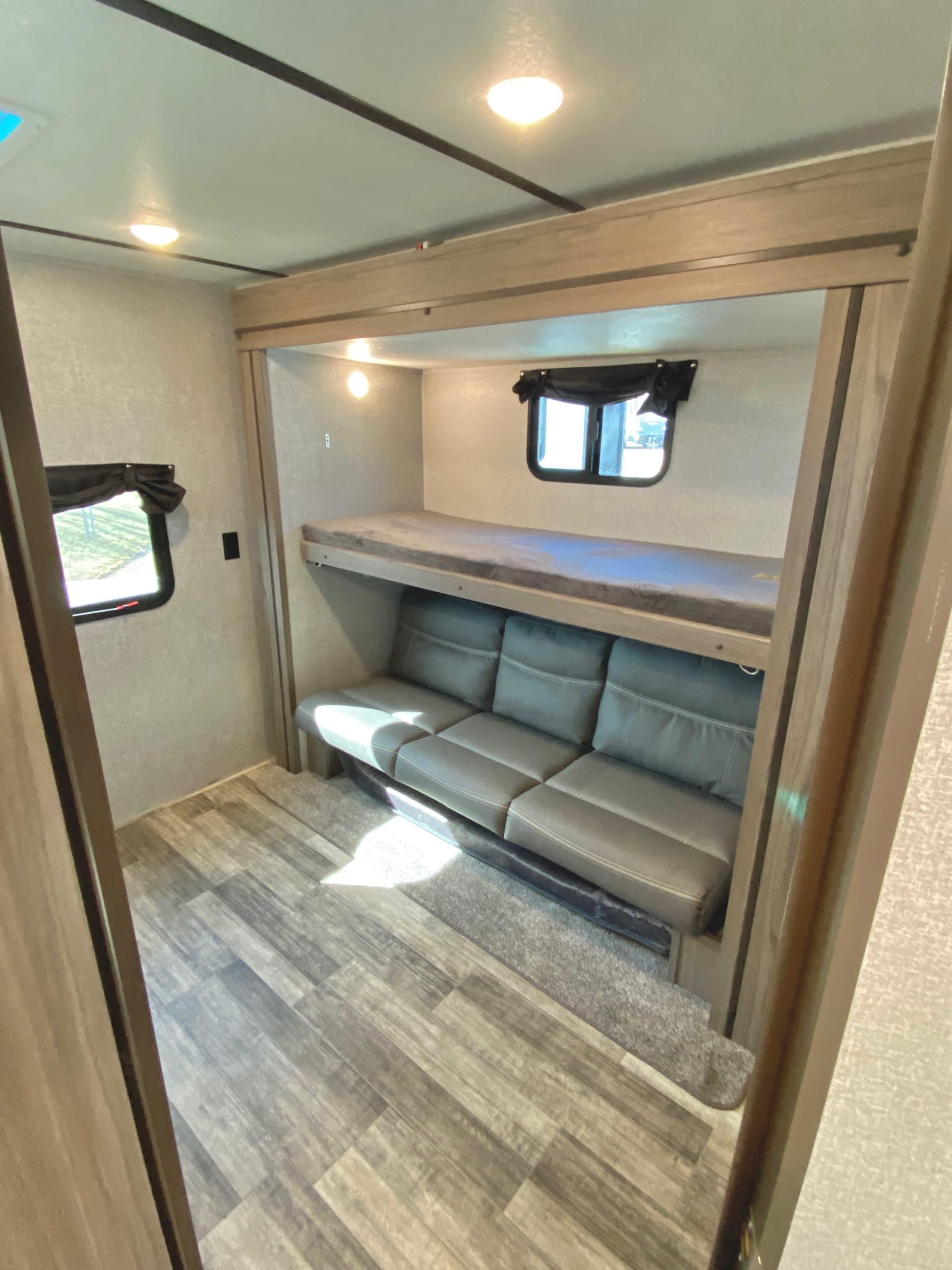 2021 CrossRoads Volante Travel Trailer VL33DB at Lee's Country RV