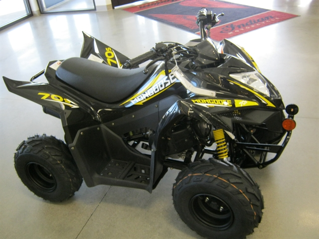 2021 Kymco Mongoose 70 S at Brenny's Motorcycle Clinic, Bettendorf, IA 52722