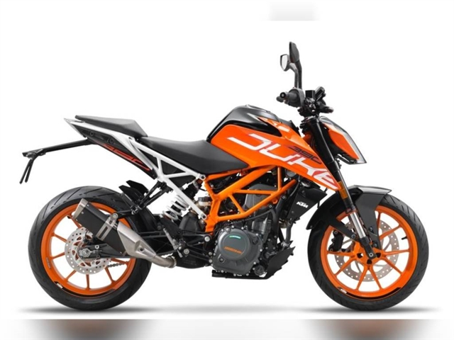 2020 KTM Duke 390 at Wild West Motoplex