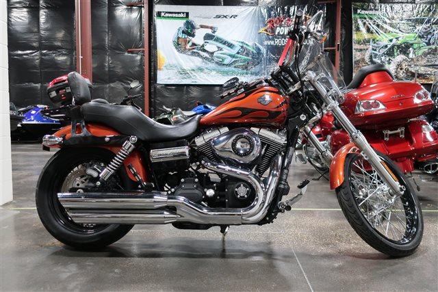 2011 Harley-Davidson Dyna Glide Wide Glide at Rod's Ride On Powersports, La Crosse, WI 54601