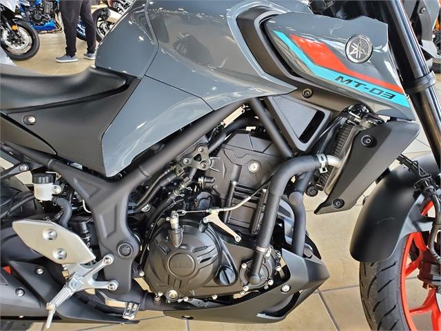 2021 Yamaha MT 03 at Sun Sports Cycle & Watercraft, Inc.