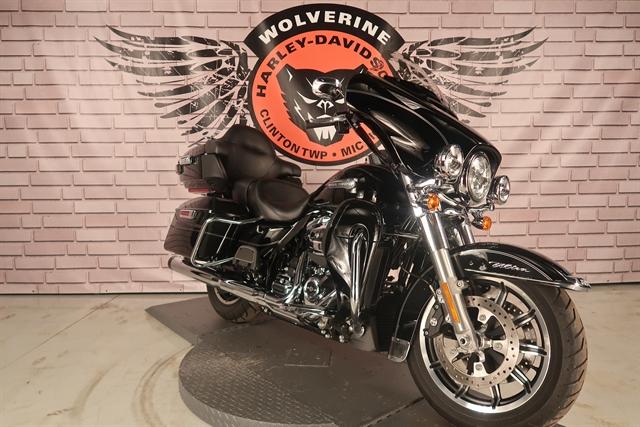 2017 Harley-Davidson Electra Glide Ultra Classic at Wolverine Harley-Davidson