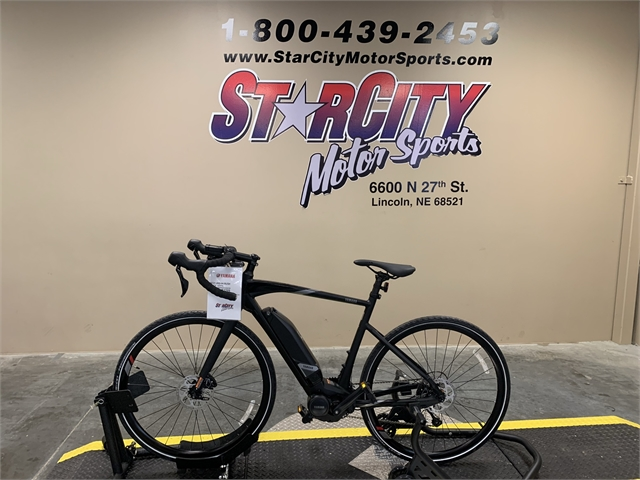 2021 Yamaha eBike UrbanRush at Star City Motor Sports