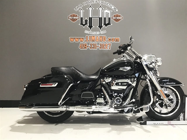 2018 Harley-Davidson Road King Base at Lima Harley-Davidson