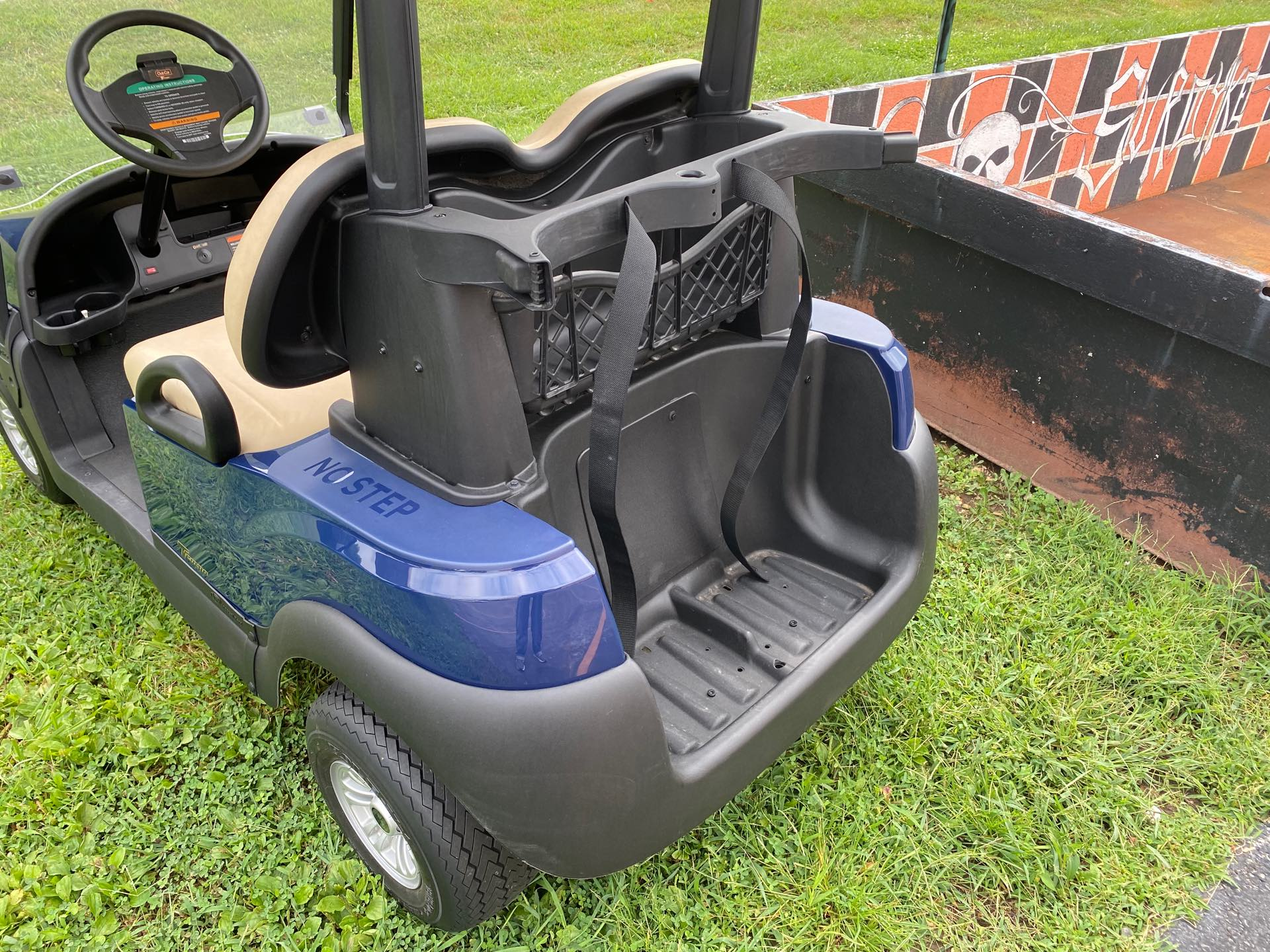 2018 Club Car Tempo Gas at Gold Star Outdoors