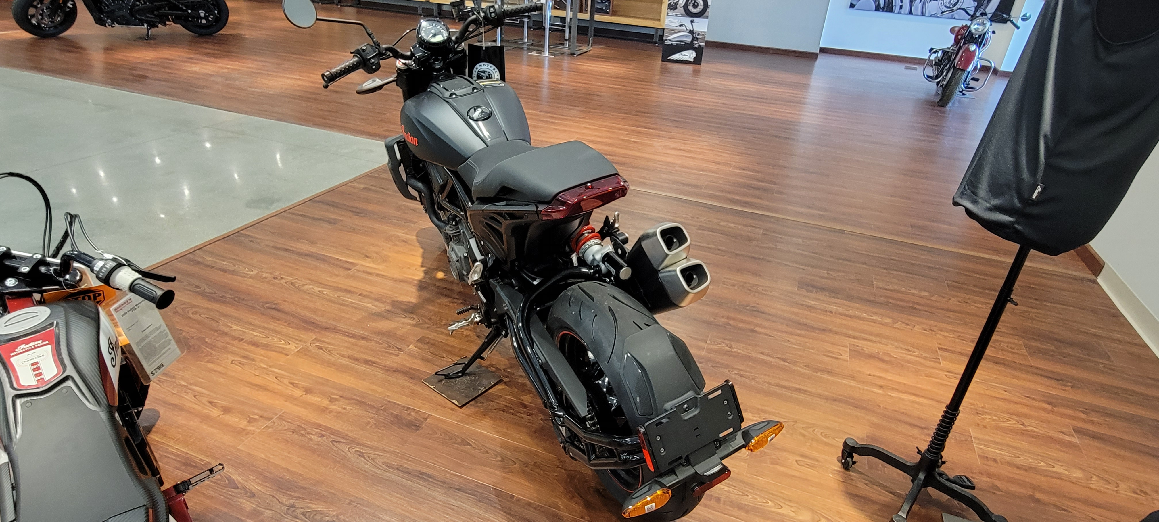2022 Indian Motorcycle FTR 1200 at Brenny's Motorcycle Clinic, Bettendorf, IA 52722