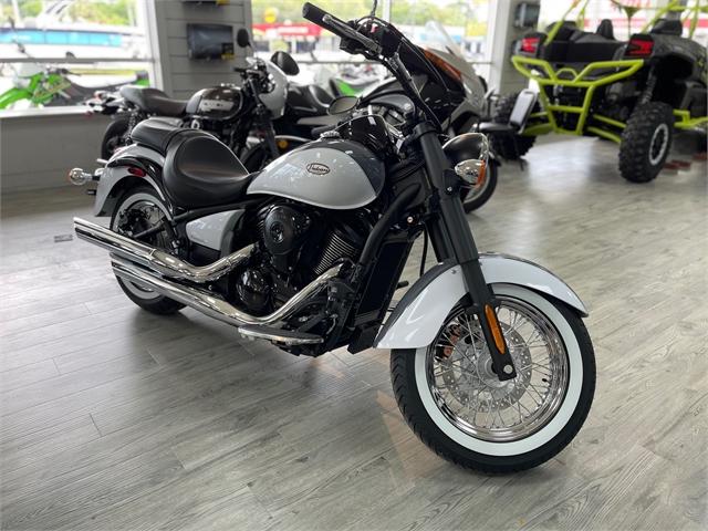 2021 Kawasaki Vulcan 900 Classic at Jacksonville Powersports, Jacksonville, FL 32225