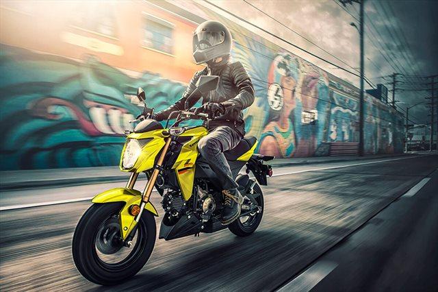 2022 Kawasaki Z125 PRO Base at Extreme Powersports Inc