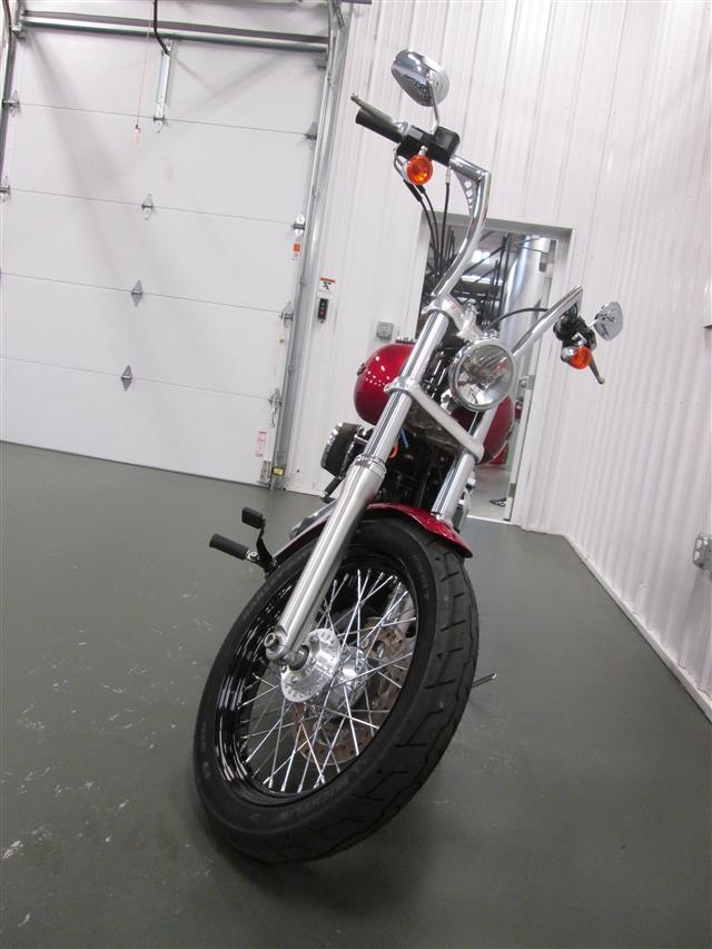 2012 Harley-Davidson Dyna Glide Street Bob at Hunter's Moon Harley-Davidson®, Lafayette, IN 47905
