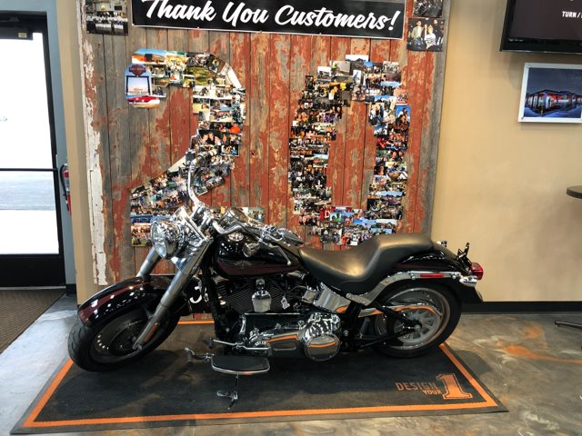 2007 Harley-Davidson Softail Fat Boy at Vandervest Harley-Davidson, Green Bay, WI 54303