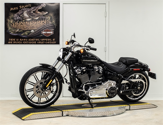 2020 Harley-Davidson FXBRS at Mike Bruno's Northshore Harley-Davidson