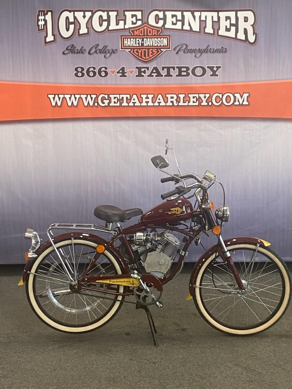 2002 WHIZZR WHIZZER at #1 Cycle Center Harley-Davidson