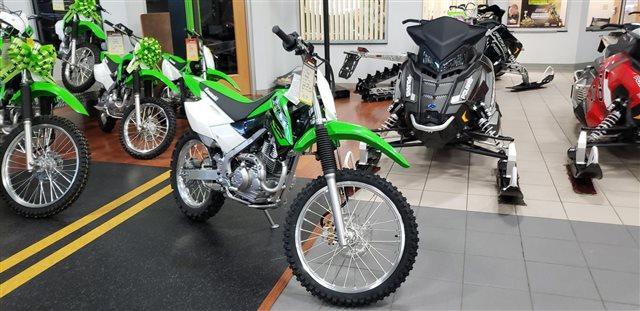 2019 Kawasaki KLX 140L at Rod's Ride On Powersports, La Crosse, WI 54601