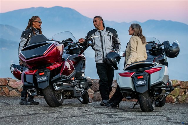 2021 Honda Gold Wing Base at Bettencourt's Honda Suzuki
