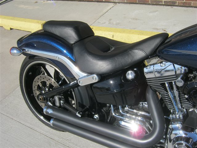 2013 Harley-Davidson FXSB Breakout at Brenny's Motorcycle Clinic, Bettendorf, IA 52722