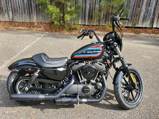2020 Harley-Davidson Sportster Iron 1200 at Hampton Roads Harley-Davidson
