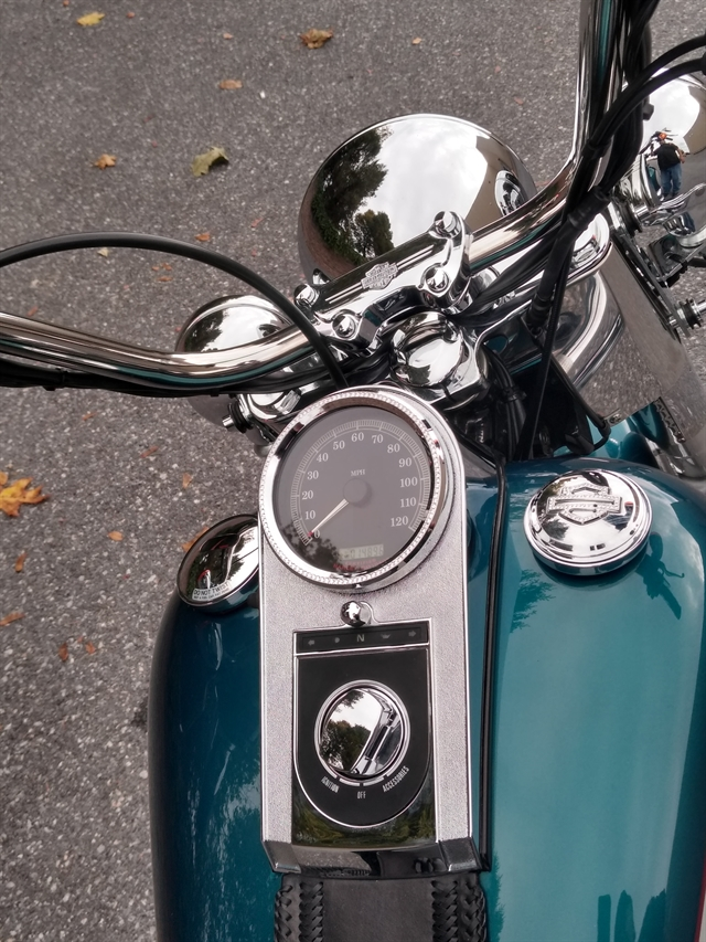 2004 Harley-Davidson Softail Fat Boy at M & S Harley-Davidson