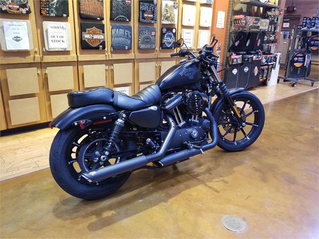 2017 Harley-Davidson Sportster Iron 883 at Legacy Harley-Davidson