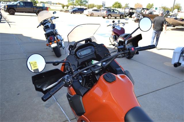 2022 Kawasaki KLR 650 Traveler at Shawnee Honda Polaris Kawasaki