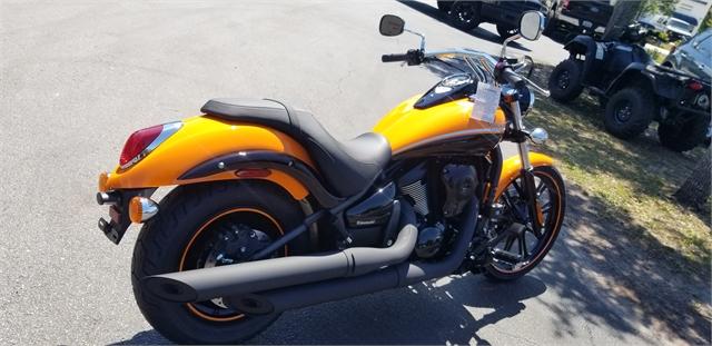 2021 Kawasaki Vulcan 900 Custom at Powersports St. Augustine
