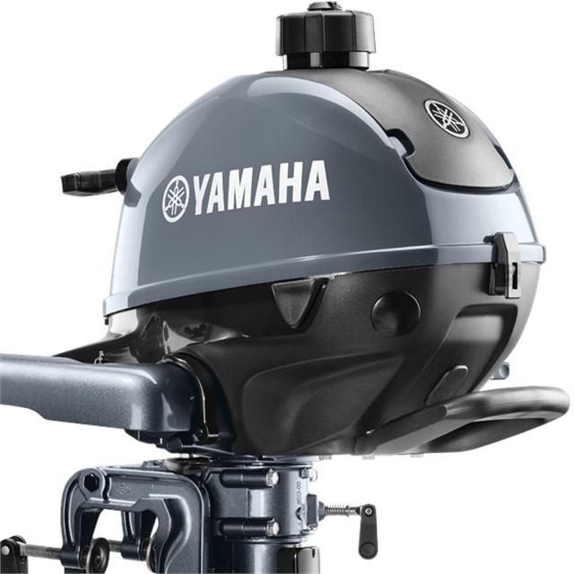 2021 Yamaha Outboard F2.5SMHB at Kodiak Powersports & Marine