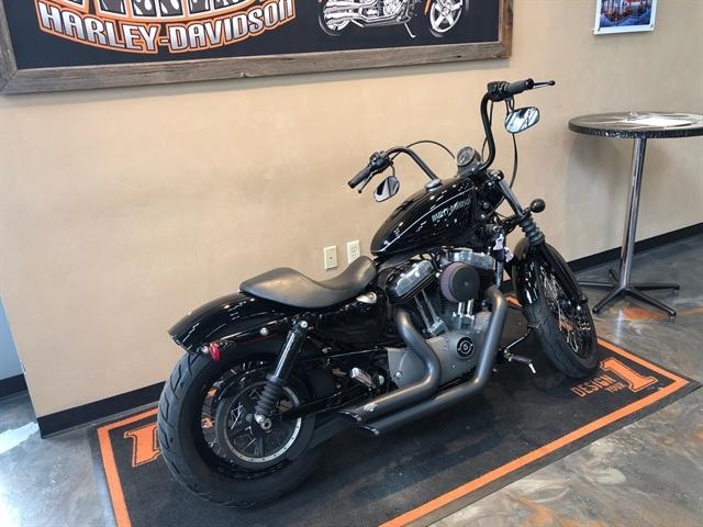 2011 Harley-Davidson Sportster 1200 Nightster at Vandervest Harley-Davidson, Green Bay, WI 54303