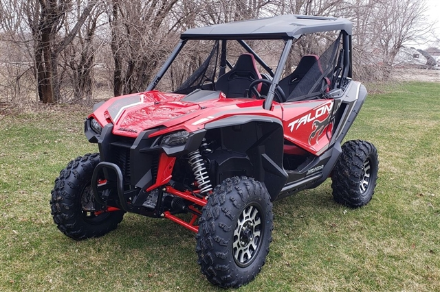 2020 Honda Talon 1000X at Nishna Valley Cycle, Atlantic, IA 50022