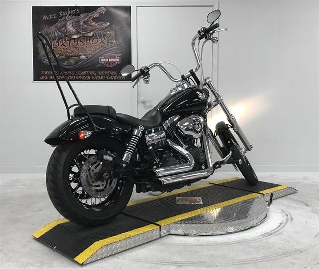 2012 Harley-Davidson Dyna Glide Wide Glide at Mike Bruno's Northshore Harley-Davidson