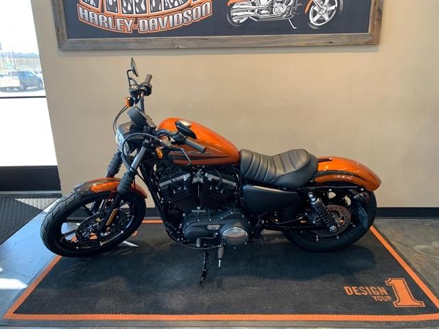 2020 Harley-Davidson Sportster Iron 883 at Vandervest Harley-Davidson, Green Bay, WI 54303